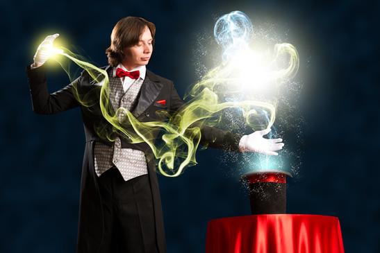 Magier engagieren