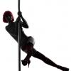 Pole Dance für Bühne