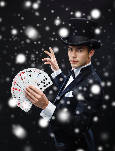 Zauberer und Magier